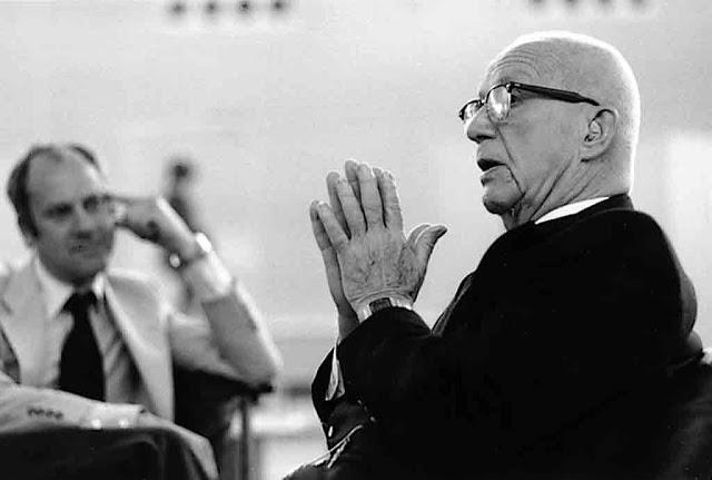 Buckminster Fuller Norman Foster